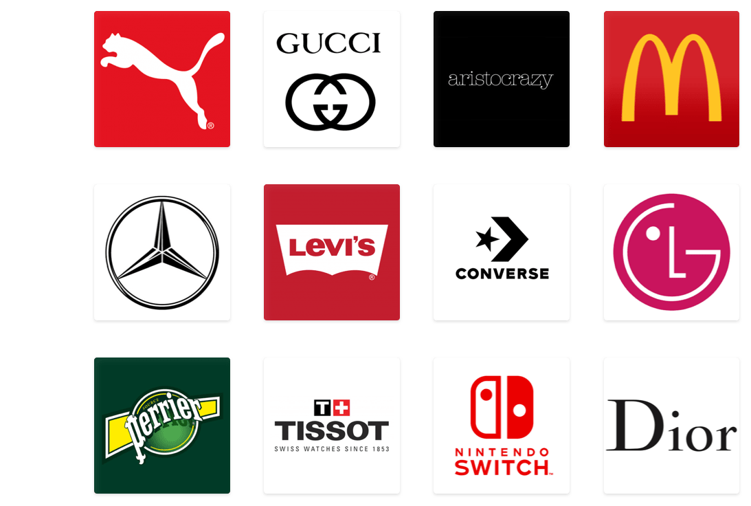 filter target by related brands